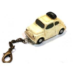 Μπρελόκ Mini Fiat 500 5cm