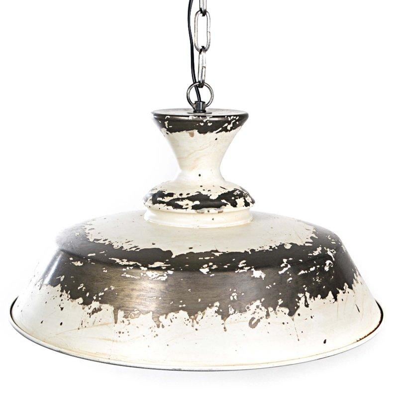 Vintage Industrial Μεταλλικό φωτιστικό οροφής