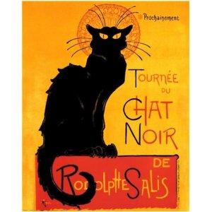 Γαλλική Διαφήμιση - Πίνακας Χειροποίητος