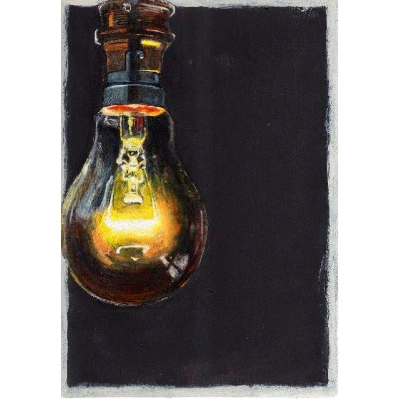 Ιδέα - Χειροποίητος Μαυροπίνακας 20X30 εκατοστά