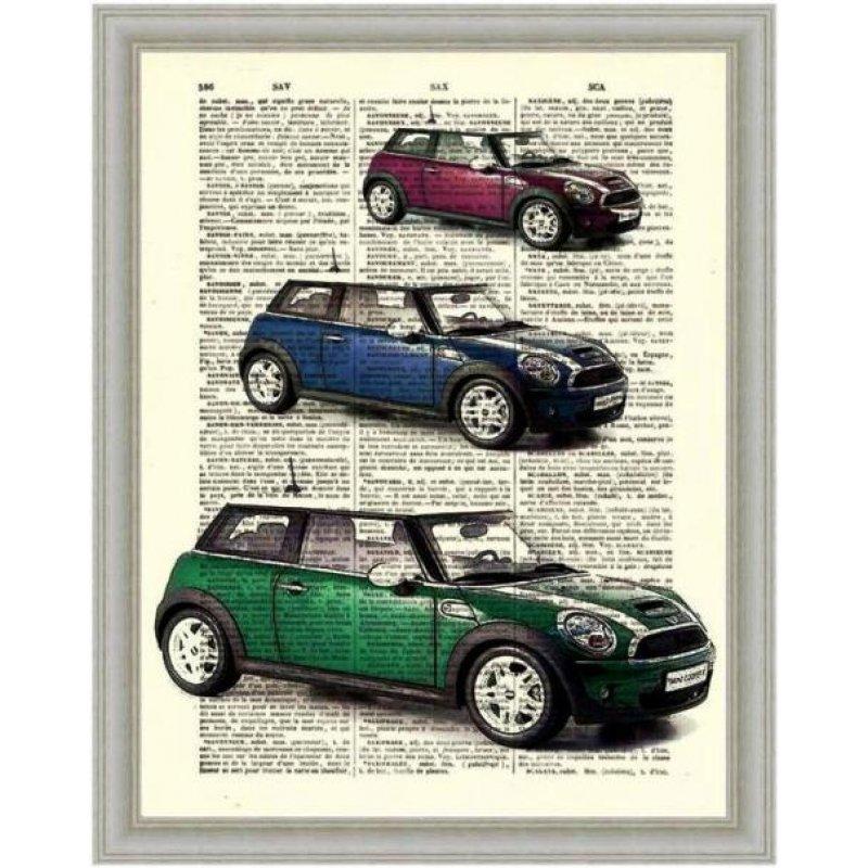 Πίνακας Χειροποίητος CAR 20