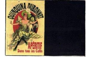 Χειροποίητος Μαυροπίνακας Quinquina 20X30 εκατοστά