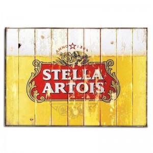 Vintage Πινακάκι Διαφήμιση για Μπύρα