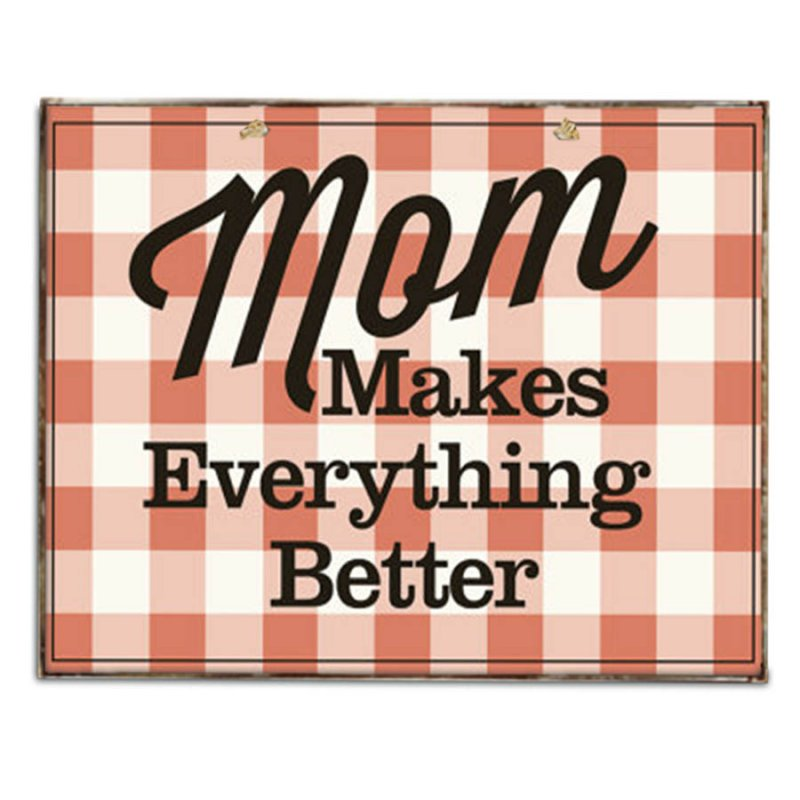 Vintage πινακάκι για την Τέλεια Μαμά