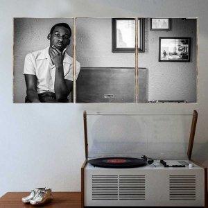 A Musician's Life Τρίπτυχος Πίνακας  Χειροποίητος - Διαστάσεις &ep