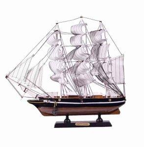 Καράβι διακοσμητικό ιστιοφόρο Cutty Sark 34x7x34 εκ