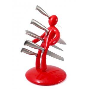 Voodoo Man Σετ μαχαιριών σε θήκη