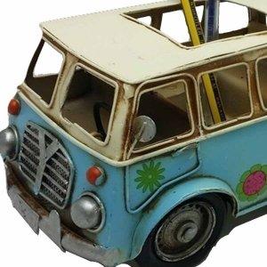 Vintage μεταλλικό αυτοκίνητο μολυβοθήκη 20Χ12cm