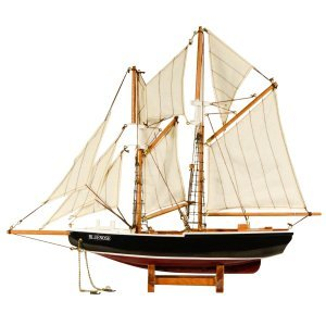 Blue Nose - Ιστιοφόρο καράβι διακοσμητικό 42 εκατοστά