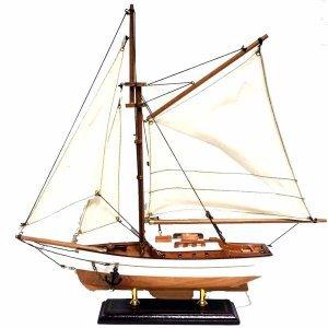 Ιστιοφόρο καράβι διακοσμητικό 40 εκατοστά