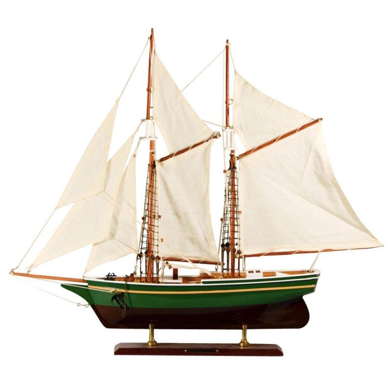 Mystic- Ιστιοφόρο καράβι διακοσμητικό 65 εκατοστά