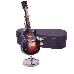 Μινιατούρα ηλεκτρική κιθάρα 10x4 εκ