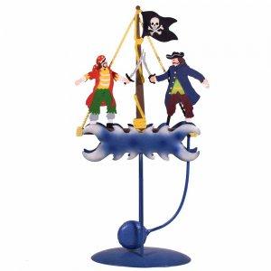Πειρατές Ισορροπιστής  με μεταλική βάση 19x9x36 εκ
