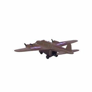 Μινιατούρα διακοσμητική ξύστρα πολεμικού αεροπλάνου 8x14x2 εκ