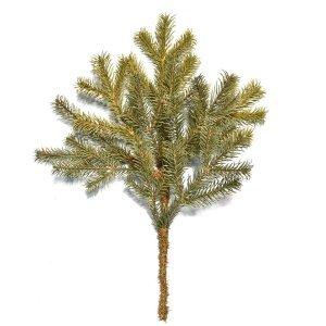 Χριστουγεννιάτικο κλαδί διακόσμησης Full PE 45cm 41 κλαδιά