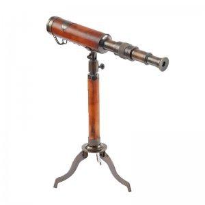 Διακοσμητικό τηλεσκόπιο σε τρίποδο 24x13x36 εκ