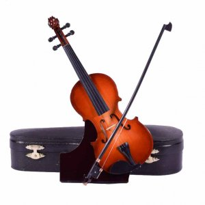 Μινιατούρα βιολί 8x4x23 εκ