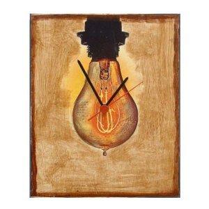 ''Idea'' Retro ρολόι τοίχου χειροποίητο