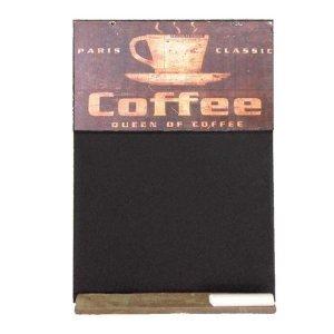 Coffee - Vintage Χειροποίητος Μαυροπίνακας