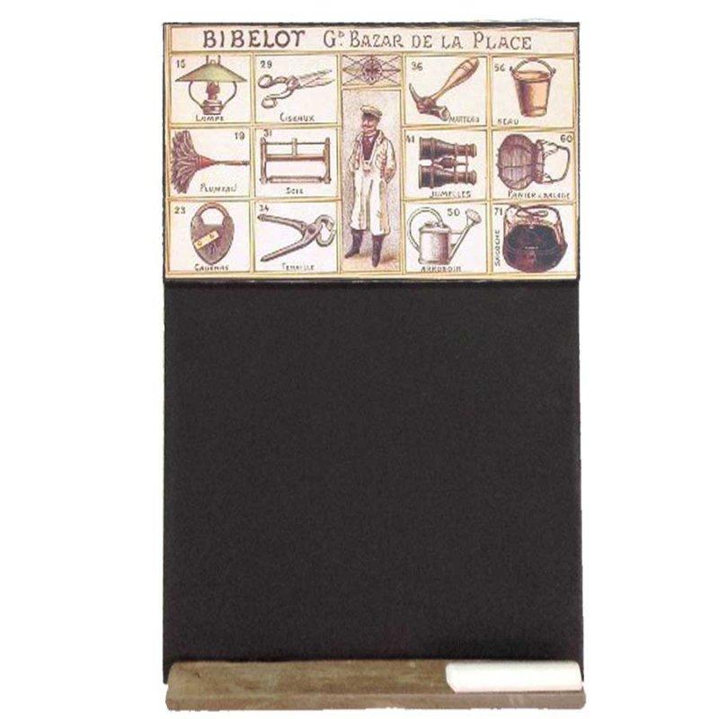 Εργαλεία - Χειροποίητος Μαυροπίνακας 26 X 38