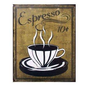 Espresso - Πίνακας Χειροποίητος 2307