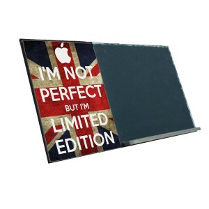 Limited Edition  Ξύλινος Χειροποίητος Μαυροπίνακας 38 x 26 cm