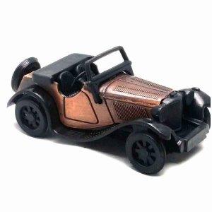 Μεταλλική Μινιατούρα και ξύστρα Αυτοκίνητο Αντίκα 9cm