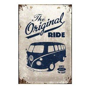 Original Ride Vintage Ξύλινο Πινακάκι 21 x 30 cm 1760