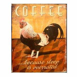 Πρωινός Καφές - Πίνακας Χειροποίητος  Διακοσμητικός