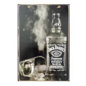 Sign Πίνακας Χειροποίητος  40cm X 30cm Jack Daniels  KIR1139