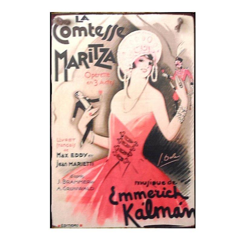 Sign Πίνακας Χειροποίητος αφίσα από παράσταση