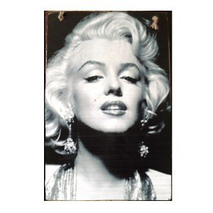 Sign Πίνακας Χειροποίητος Marilyn Monroe