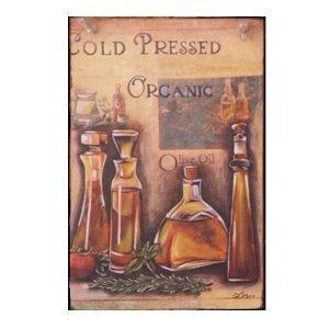 Sign Πίνακας Χειροποίητος Olive Oil Vintage