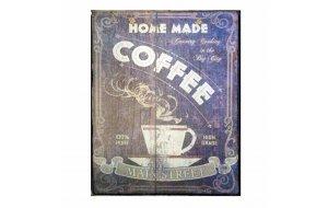 Σπιτικός Καφές - Πίνακας Χειροποίητος