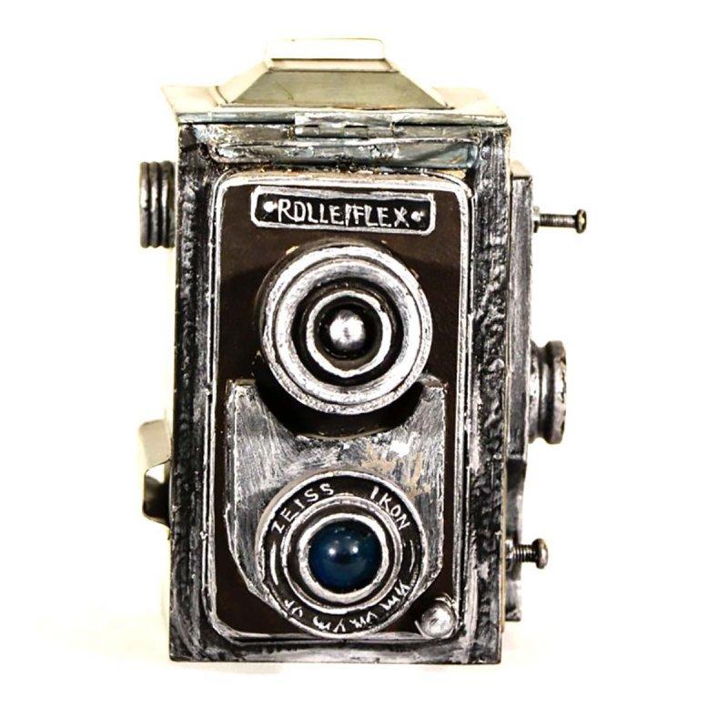 Vintage διακοσμητικό - Φωτογραφική μηχανή RollFlex 14cm