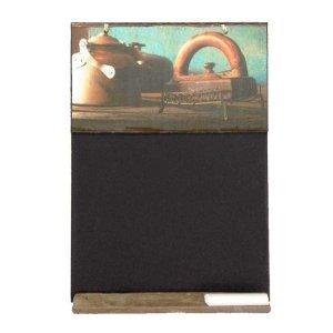 Vintage Τσαγιερό - Χειροποίητος Μαυροπίνακας
