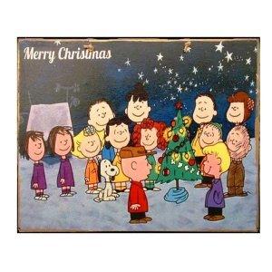 Xειροποίητο Παιδικό Χριστουγεννιάτικο ταμπελάκι