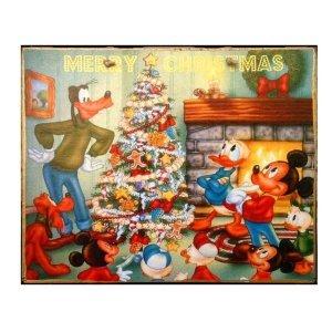 Xειροποίητο Χριστουγεννιάτικο ταμπελάκι