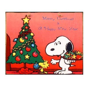 Xειροποίητο Χριστουγεννιάτικο ταμπελάκι  Cartoon με Δεντράκι