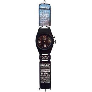 Ρολόι τοίχου Μεταλλικό με ρετρό σχεδιασμό 80cm
