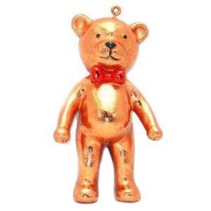 SP Xριστουγεννιάτικο Στολίδι Αρκουδάκι 9cm