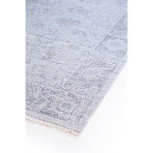 Artizan χαλί γκρί κλασικό με σβησμένη όψη