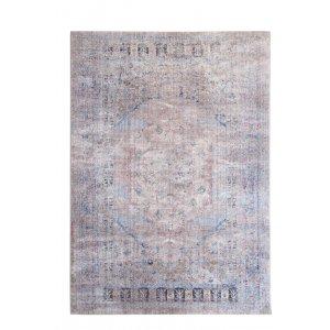 Γκρι με κρεμ Μοντέρνο Χαλί Lumina Shrink 160x230 εκ