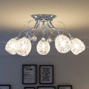 Φωτιστικό Οροφής για 5 Λαμπτήρες G9 200 W