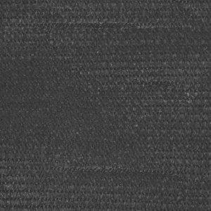 Διαχωριστικό Βεράντας Ανθρακί 90 x 500 εκ. από HDPE