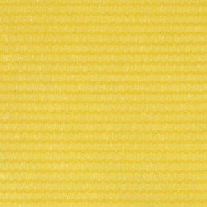 Διαχωριστικό Βεράντας Κίτρινο 120 x 500 εκ. από HDPE