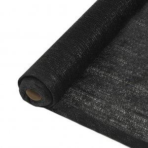 Δίχτυ Σκίασης Μαύρο 2 x 10 μ. από HDPE 150 γρ./μ²