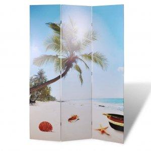 Διαχωριστικό Δωματίου Πτυσσόμενο Παραλία 120 x 170 εκ.