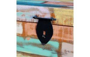 Μπαούλο Αποθήκευσης από Μασίφ Ανακυκλωμένο Ξύλο