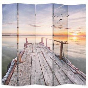 Διαχωριστικό Δωματίου Πτυσσόμενο Λίμνη 200 x 170 εκ.